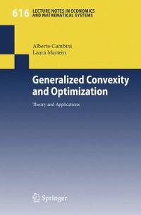 Cover Generalized Convexity and Optimization