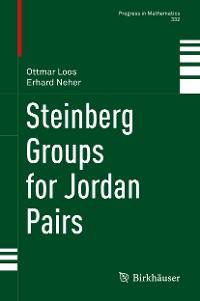 Cover Steinberg Groups for Jordan Pairs