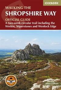 Cover Walking the Shropshire Way