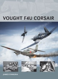 Cover Vought F4U Corsair