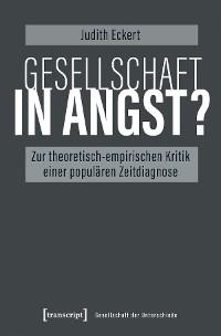 Cover Gesellschaft in Angst?