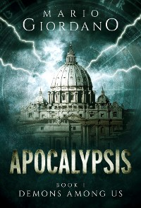 Cover Apocalypsis - Demons Among Us