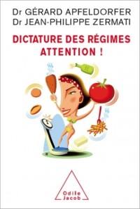 Cover Dictature des regimes. Attention !
