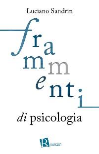 Cover Frammenti di psicologia