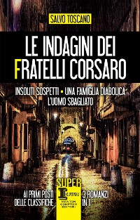 Cover Le indagini dei fratelli Corsaro