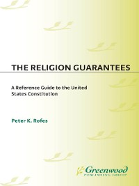 Cover The Religion Guarantees
