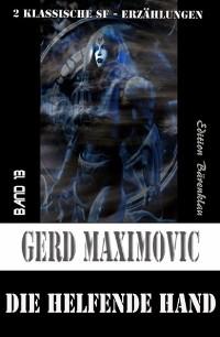Cover Die helfende Hand: 2 klassische SF-Erzählungen