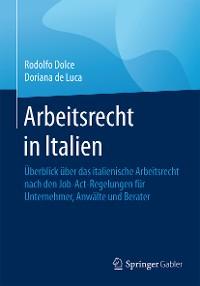 Cover Arbeitsrecht in Italien