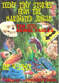 Cover Teeny Tiny Stories From the Marinated Jungle