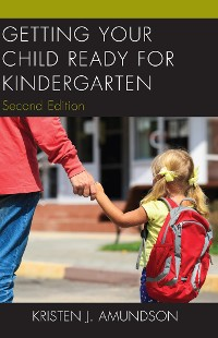 Cover Getting Your Child Ready for Kindergarten