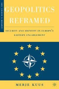 Cover Geopolitics Reframed
