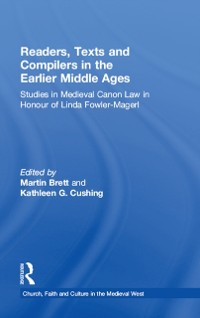 Cover Readers, Texts and Compilers in the Earlier Middle Ages