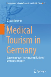 Cover Medical Tourism in Germany