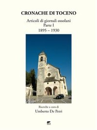 Cover Cronache di Toceno
