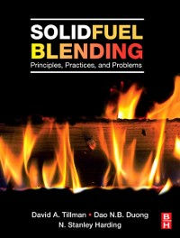Cover Solid Fuel Blending
