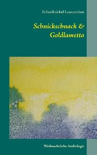 Cover Schnickschnack & Goldlametta