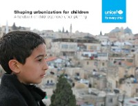 Cover Shaping Urbanization for Children