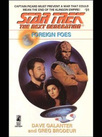 Cover Foreign Foes