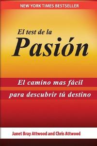 Cover El Test de la Pasión