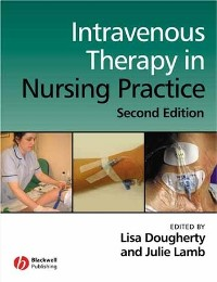 Cover Intravenous Therapy in Nursing Practice