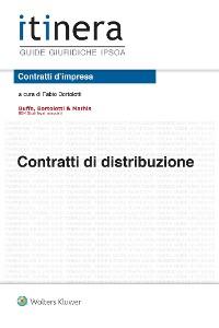 Cover Contratti di distribuzione