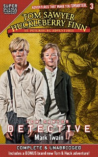 Cover Tom Sawyer & Huckleberry Finn: St. Petersburg Adventures