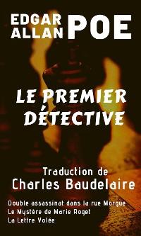 Cover Le Premier Détective
