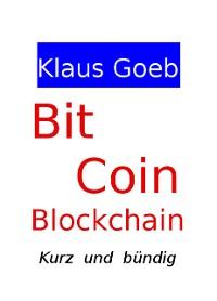 Cover Bitcoin & Blockchain - Kurz und bündig