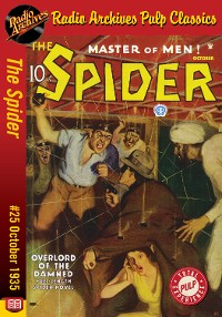 Cover The Spider eBook #25