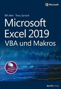 Cover Microsoft Excel 2019 VBA und Makros