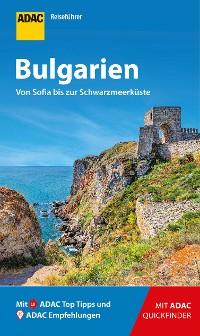 Cover ADAC Reiseführer Bulgarien