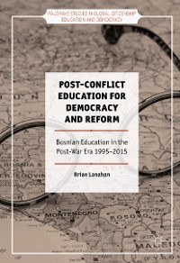 Cover Post-Conflict Education for Democracy and Reform