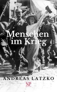 Cover Menschen im Krieg