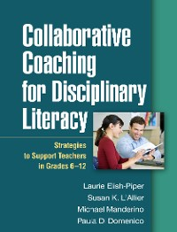 Cover Collaborative Coaching for Disciplinary Literacy