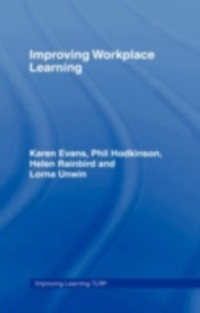 Cover Improving Workplace Learning