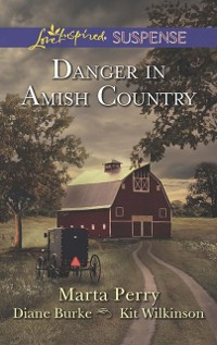 Cover Danger In Amish Country: Fall from Grace / Dangerous Homecoming / Return to Willow Trace (Mills & Boon Love Inspired Suspense)