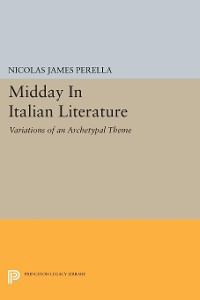 Cover Midday In Italian Literature