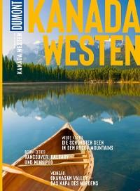 Cover DuMont BILDATLAS Kanada Westen