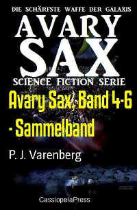 Cover Avary Sax, Band 4-6 - Sammelband
