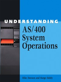 Cover Understanding AS/400 System Operations