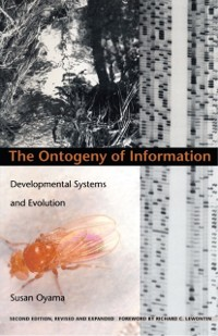 Cover Ontogeny of Information