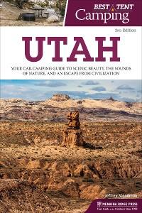 Cover Best Tent Camping: Utah
