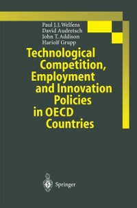 Cover Technological Competition, Employment and Innovation Policies in OECD Countries
