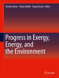 Cover Progress in Exergy, Energy, and the Environment