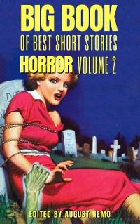 Cover Big Book of Best Short Stories - Specials - Horror 2