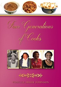 Cover Four Generations of Cooks