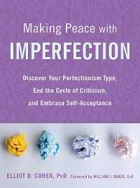 Cover Making Peace with Imperfection