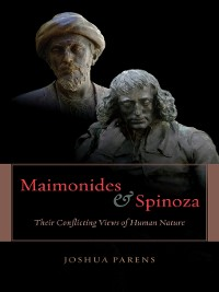 Cover Maimonides and Spinoza