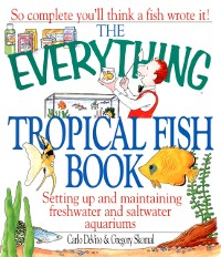 Cover Everything Tropical Fish Book