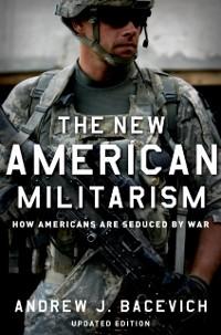 Cover New American Militarism